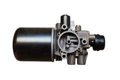 De module van de luchtvoorbereiding met filter stock fotografie