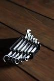 De moersleutels Stock Fotografie