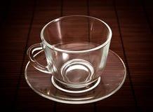 De mok en de schotel van de thee voor thee Royalty-vrije Stock Fotografie