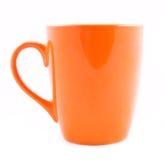 De mok van de koffie Stock Foto's