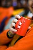 De Mok van de koffie Royalty-vrije Stock Afbeeldingen