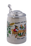 De mok van het bier Royalty-vrije Stock Foto's
