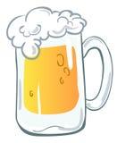 De mok van het bier Stock Fotografie