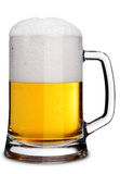 De Mok van het bier Royalty-vrije Stock Afbeelding
