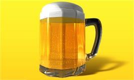 De mok van het bier Royalty-vrije Stock Foto