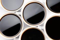 De mokken van de koffie Royalty-vrije Stock Afbeeldingen