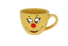 De mokken van de thee en koffiekoppen Royalty-vrije Stock Foto's