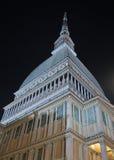 De Mol Antonelliana Stock Afbeeldingen