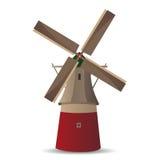 De molen Stock Afbeelding