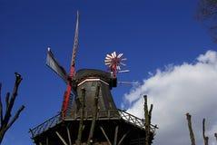 De molen van Bremen Stock Afbeeldingen