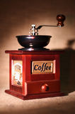 De molen van Cofee Stock Afbeeldingen