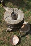 De molen van de korrel Stock Fotografie