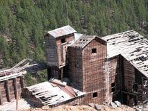 De Molen van de mijnbouw royalty-vrije stock foto's