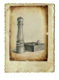 De molen van de peper Stock Fotografie
