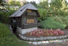 De molen van Deco in het Zwarte Bos royalty-vrije stock foto's