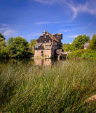 De molen van Houghton Royalty-vrije Stock Foto's