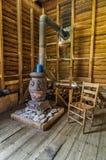 De Molen van Mingus, Grote Rokerige Bergen Stock Foto's