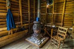 De Molen van Mingus, Grote Rokerige Bergen Royalty-vrije Stock Afbeelding