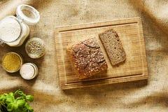 De molenlandschap van het bakselbrood TIF Royalty-vrije Stock Afbeelding