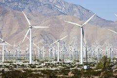 De Molens van de wind stock foto