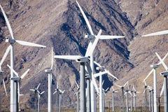De Molens van de wind royalty-vrije stock foto's