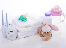 De Monitor van de baby Stock Fotografie