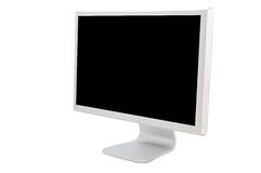 De monitor van de computer Royalty-vrije Stock Afbeeldingen