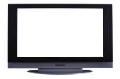 De monitor van TV Stock Foto's