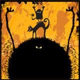 De monsters van Halloween Stock Fotografie