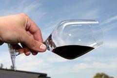 De monstertrekker van de wijn stock afbeelding