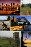 De Montering van Australië Stock Afbeeldingen