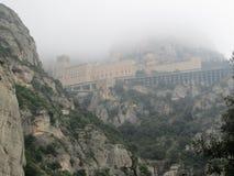 De Montserrat al mundo Fotografía de archivo libre de regalías