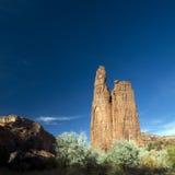 de monument för arizona kanjon chelly national Fotografering för Bildbyråer