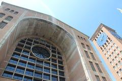 De monumentale Kathedraal van Aparecida do Norte Stock Afbeeldingen