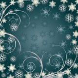 De mooie achtergrond van Kerstmis Stock Foto's