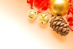 De mooie achtergrond van Kerstmis Royalty-vrije Stock Afbeeldingen