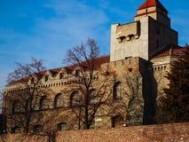 De mooie bouw in kalemegdan Belgrado Stock Fotografie