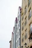 de mooie bouw in Ryazan, Rusland royalty-vrije stock fotografie