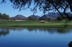 De mooie Cursus van het Golf Royalty-vrije Stock Fotografie