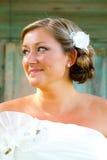 De mooie Dag van het Bruidhuwelijk royalty-vrije stock afbeelding