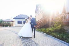 De mooie Dag van het Huwelijk Royalty-vrije Stock Afbeelding