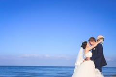 De mooie Dag van het Huwelijk Stock Fotografie