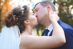 De mooie Dag van het Huwelijk Royalty-vrije Stock Afbeeldingen