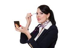 Van het bedrijfs portret jonge vrouw Stock Fotografie