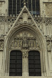 De mooie Gotische kathedraal St. Michael stock foto's