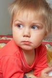 De mooie Jongen van de Baby Royalty-vrije Stock Afbeelding