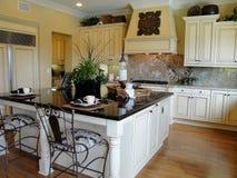 De mooie Keuken van de Ontwerper Royalty-vrije Stock Foto's
