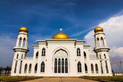 De mooie koepel van de moslimstijl Royalty-vrije Stock Fotografie