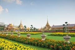 De mooie koninklijke crematieplaats Royalty-vrije Stock Afbeeldingen