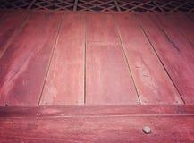 De mooie oude houten achtergrond van de muurtextuur Royalty-vrije Stock Fotografie
